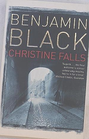 Christine Falls: Black, Benjamin