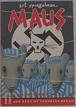 Maus: A Survivor's Tale II - And: Spiegelman, Art