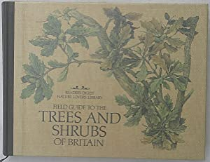 Field Guide to the Trees and Shrubs: Harris, Esmond