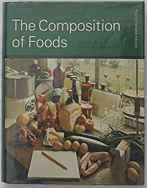 McCance and Widdowson's The Composition of Foods: Paul, A.A. and