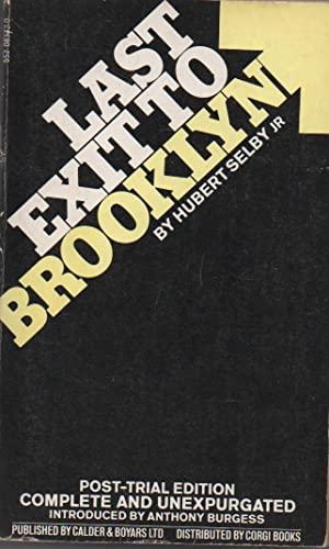 Last Exit to Brooklyn: Selby Jr, Hubert