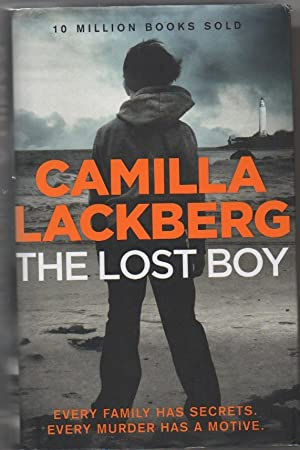 The Lost Boy: Lackberg, Camilla