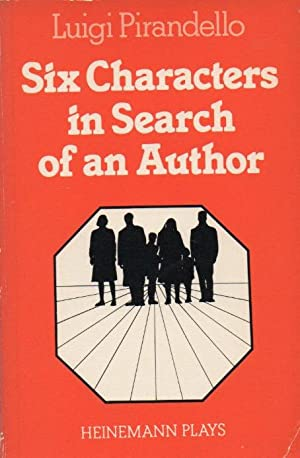 an analysis of pirandellos six characters in search of an author Modes of realism in pirandello's six characters in search of an author emerging as a subset of postmodern literature, the tradition of magical realism re-imagines the modernist subjects of identity and truth by depicting mundane details of life alongside fantastic or supernatural elements.