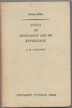 Blakes critical essay experience innocence song william