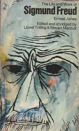 The Life And Work of Sigmund Freud: Jones, Ernest
