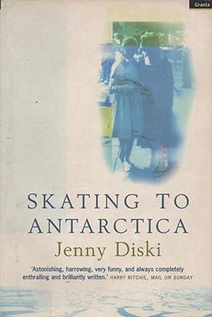 Skating to Antarctica: Diski, Jenny