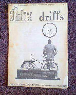 Driff's Magazine , No. 1.
