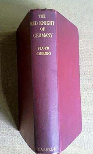 The Red Knight Of Germany: Gibbons, Floyd