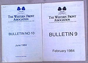 The Western Front Association, Bulletin 9 & Bulletin 10