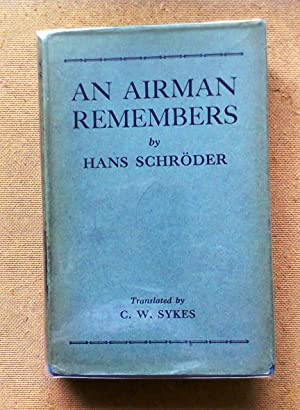 An Airman Remembers