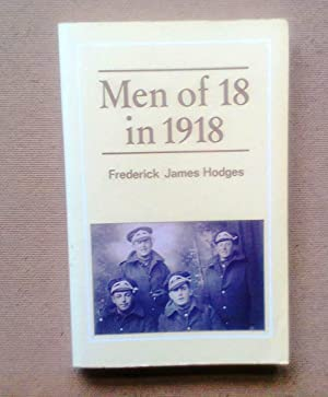 Men Of 18 In 1918: Hodges, Frederick James