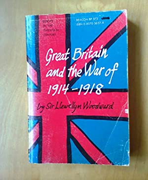 Great Britain And The War Of 1914 - 1918