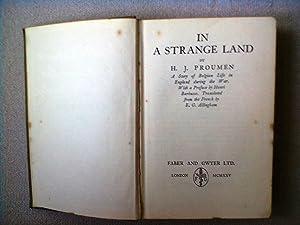 In A Strange Land: Proumen, H.J.