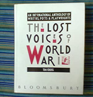 The Lost Voices Of World War I