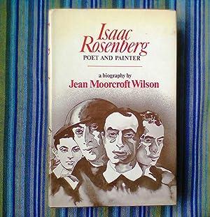 Isaac Rosenberg, Poet And Painter: Wilson, Jean Moorcroft