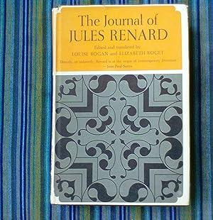 The Journal Of Jules Renard: Bogan, Louise and