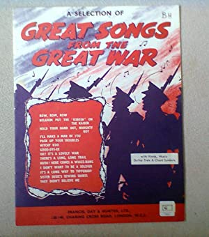 Great Songs Of The Great War