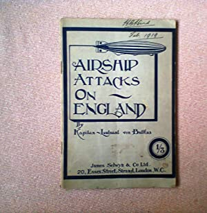 Airship Attacks On England