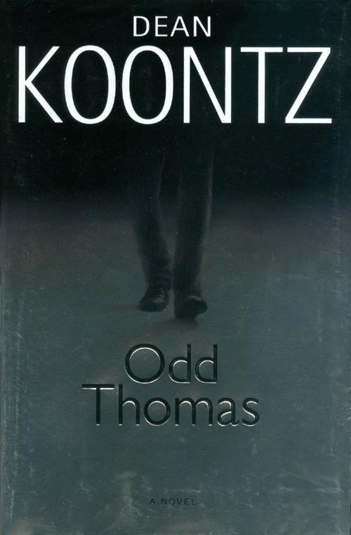 Odd Thomas By Koontz Dean Bantam 9780553802498 Hard Cover First