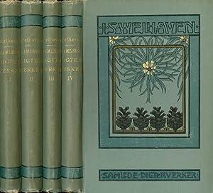 Samlede Digterverker (Four volume set): Welhaven, J. S.