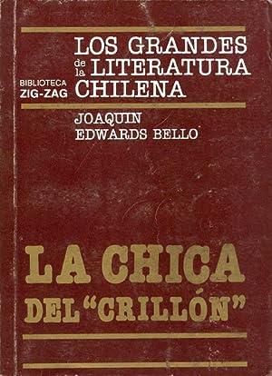 """La chica del """"crillón"""": Edwards Bello, Joaquin"""