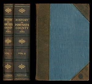 History of Poweshiek County, Iowa: Record of Settlement, Organizations, Progress and Achievement (...