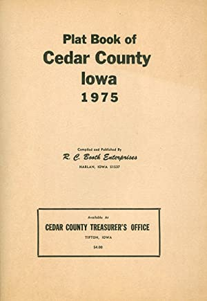 Plat Book of Cedar County, Iowa, 1975: Various