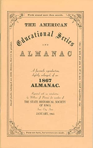 The American Educational Series and Almanac: A: Petersen, William J.