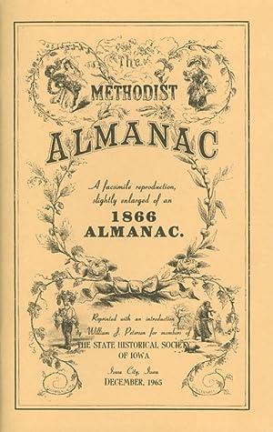 The Methodist Almanac for the Year of: Petersen, William J.