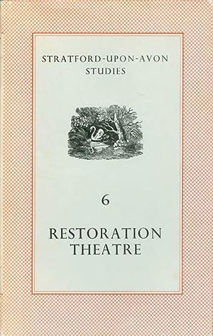Restoration Theatre (Stratford-Upon-Avon Studies, Volume 6): Brown, John Russell (ed.); Harris, ...