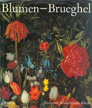 Blumen-Brueghel (DuMont's Neue Kunst-Reihe): Winkelmann-Rhein, Gertraude