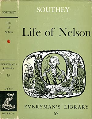 Life of Nelson (Everyman's Library No. 52): Southey, Robert; Oman,