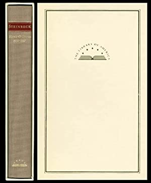 Novels and Stories 1932-1937: The Pastures of: Steinbeck, John; Demott,