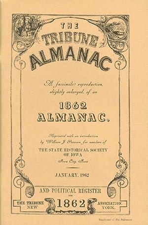 The Tribune Almanac and Political Register for: Petersen, William J.