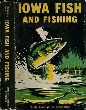 Iowa Fish and Fishing: Harlan, James R.;