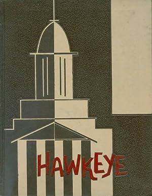 1961 Hawkeye: State University of Iowa