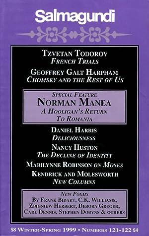 Salmagundi: Norman Manea's Return to Romania (No.: Boyers, Robert (editor);