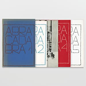 Abracadabra Nos. 1-5 (All published)