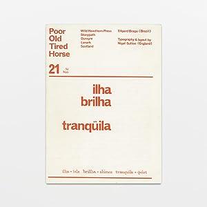 Poor Old Tired Horse No. 21: Braga, Edgard