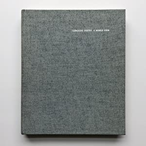 Concrete Poetry: A World View: Solt, Mary Ellen.