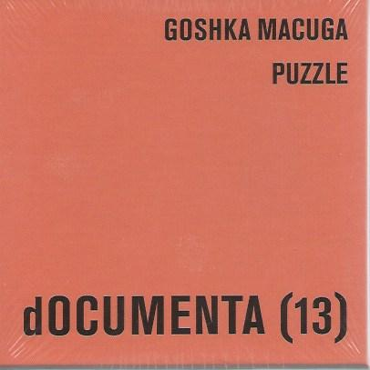 Goshka Macuga :Of what is, that it is; of what is not, that is not, 2 - Puzzle dOCUMENTA (13) Macuga, Goshka