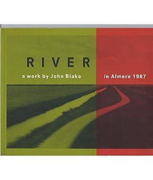 River a work by John Blake in: Blake, John