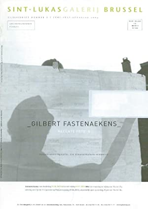 Sint-Lukasgalerij Brussel nr. 3 juni 2003 : Fastenaekens, Gilbert