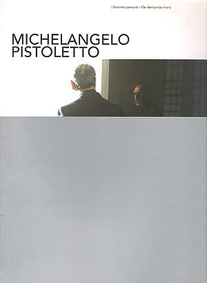 Michelangelo Pistoletto : L'homme Pensant / De Denkende Mens: Pistoletto, Michelangelo - ...