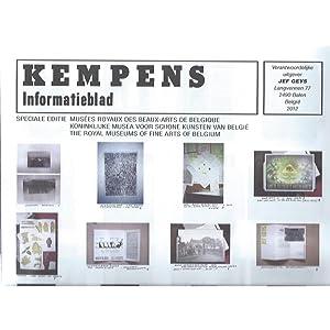 Jef Geys : Kempens Informatieblad - Speciale: Geys, Jef