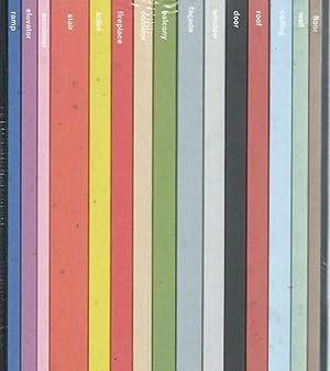 Rem Koolhaas : Elements - a series: Koolhaas, Rem