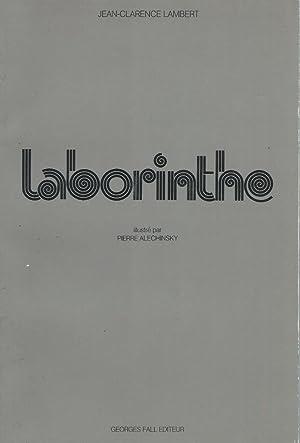 Code 2. Laborinthe illustré par Pierre Alechinsky: Alechinsky, Pierre -