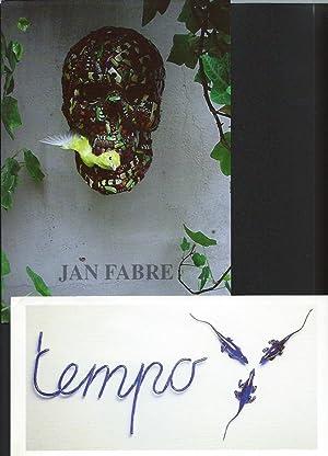 Jan Fabre - set of 6 exhibition: Fabre, Jan -