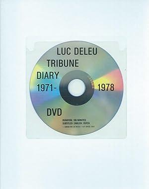 Luc Deleu : Tribuen - Diary 1971-1978: Deleu, Luc /