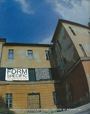 Form Specific - Arteast Exhibition: Badovinac, Zdenka